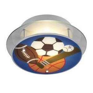 Novelty 2 - Light Sports Semi Flush