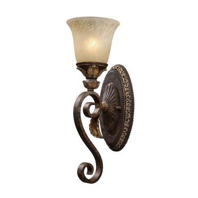 Elk Lighting 2150/1 Regency - One Light Wall Sconce