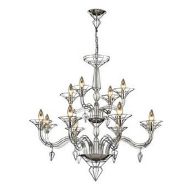 Elk Lighting 23003/8+4 Couture - Twelve Light Pendant