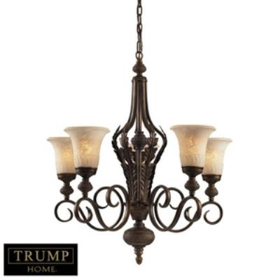 Elk Lighting 2479/5 Briarcliff - Five Light Chandelier