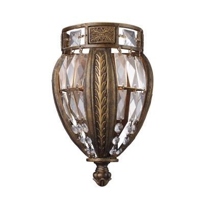 Elk Lighting 2490/1 Millwood - One Light Wall Sconce