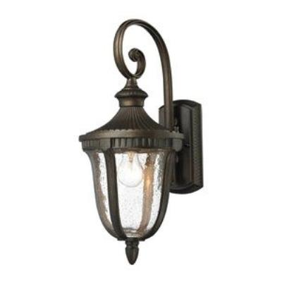 Elk Lighting 27000/1 Worthington - One Light Outdoor Wall Mount