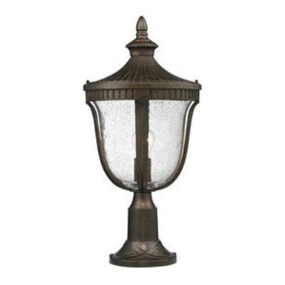 Elk Lighting 27003/1 Worthington - One Light Outdoor Post Mount