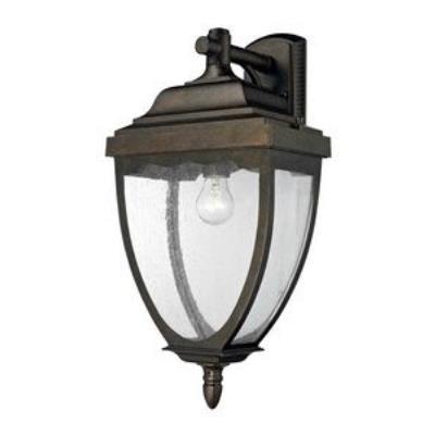 Elk Lighting 27011/1 Brantley Place - One Light Outdoor Wall Mount
