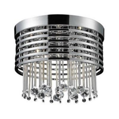 Elk Lighting 30023/5 Rados - Five Light Flush Mount