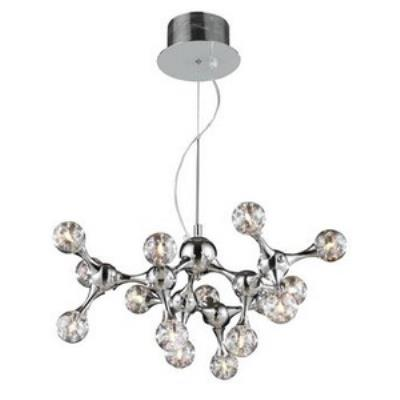 Elk Lighting 30025/15 Molecular - Fifteen Light Chandelier