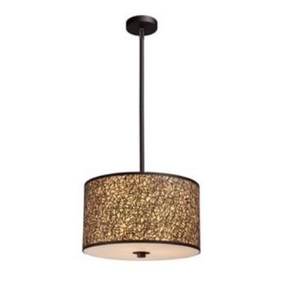 Elk Lighting 31067/3 Confetti - Three Light Pendant