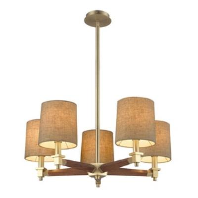 Elk Lighting 31327/5 Jorgenson - Five Light Chandelier