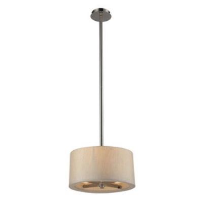 Elk Lighting 31334/3 Jorgenson - Three Light Semi-Flush Mount