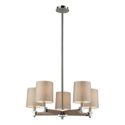 Elk Lighting 31337/5 Jorgenson - Five Light Chandelier
