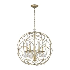 Chandette - Five Light Chandelier
