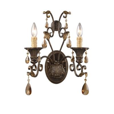Elk Lighting 3341/2 Rochelle - Two Light Wall Sconce