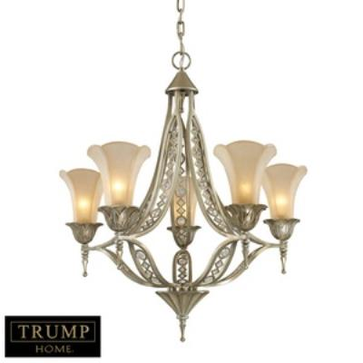 Elk Lighting 3826/5 Chelsea - Five Light Chandelier