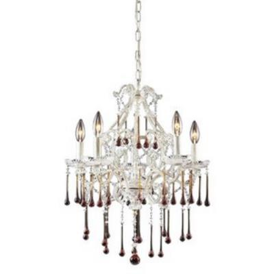 Elk Lighting 4002/5 Opulence - Five Light Chandelier