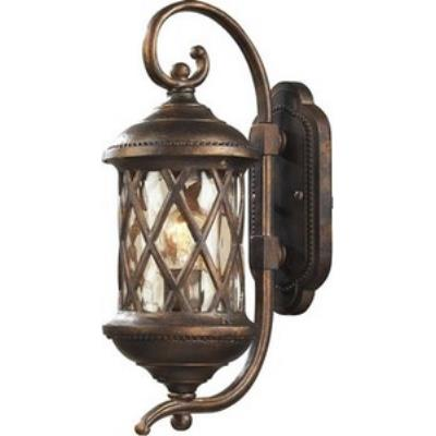 Elk Lighting 42030/1 Barrington Gate - One Light Outdoor Wall Sconce