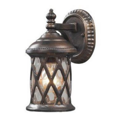Elk Lighting 42036/1 Barrington Gate - One Light Outdoor Wall Sconce