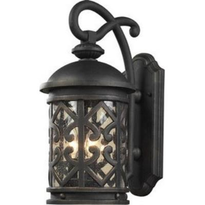 Elk Lighting 42062/3 Tuscany Coast - Three Light Outdoor Wall Sconce