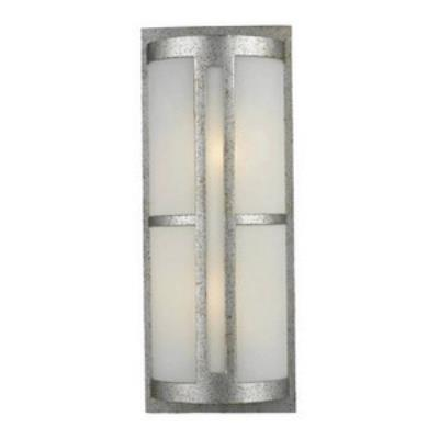 Elk Lighting 42096/2 Trevot - Two Light Outdoor Wall Mount