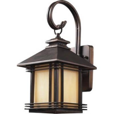 Elk Lighting 42100/1 Blackwell - One Light Outdoor Wall Sconce