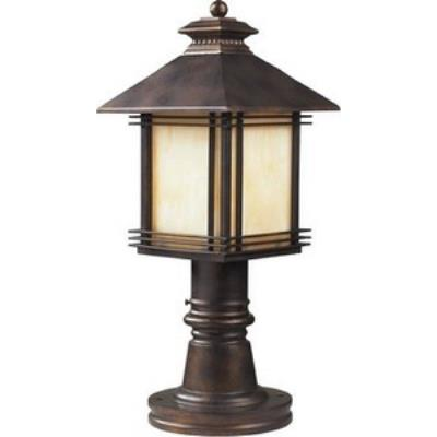 Elk Lighting 42104/1 Blackwell - One Light Outdoor Post Mount- Mount Sold Separately