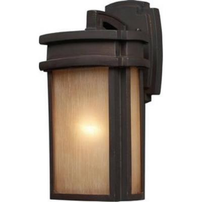Elk Lighting 42140/1 Sedona - One Light Outdoor Wall Sconce