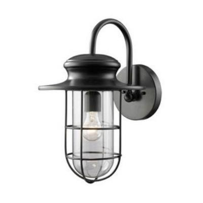Elk Lighting 42285/1 Portside - One Light Outdoor Wall Mount
