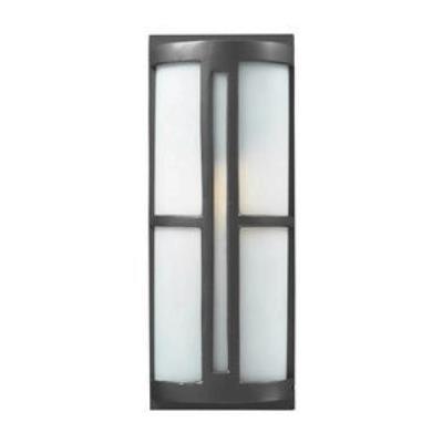 Elk Lighting 42395/1 Trevot - One Light Outdoor Wall Mount