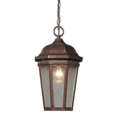 Elk Lighting 47032/1 Fullerton - One Light Outdoor Hanging Lantern