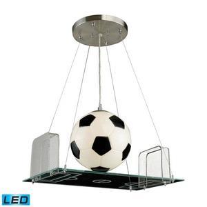 Novelty - One Light Soccer Field Pendant