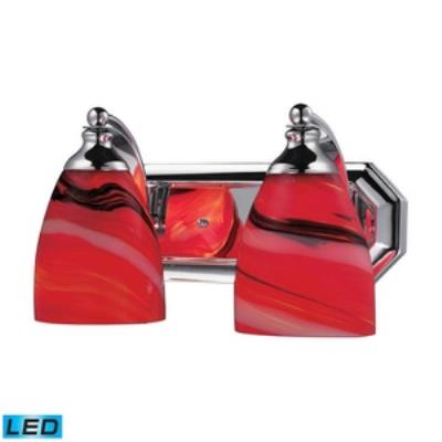 Elk Lighting 570-2C-CY-LED Vanity - Two Light Bath Bar