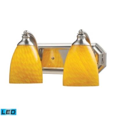 Elk Lighting 570-2N-CN-LED Vanity - Two Light Bath Bar