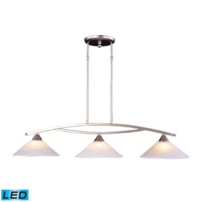 Elk Lighting 6502/3-LED Elysburg - Three Light Island