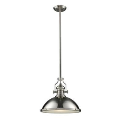 Elk Lighting 66128-1 Chadwick - One Light Pendant