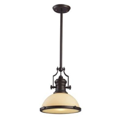 Elk Lighting 66133-1 Chadwick - One Light Pendant