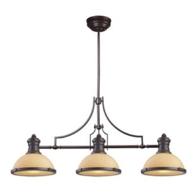Elk Lighting 66235-3 Chadwick - Three Light Island