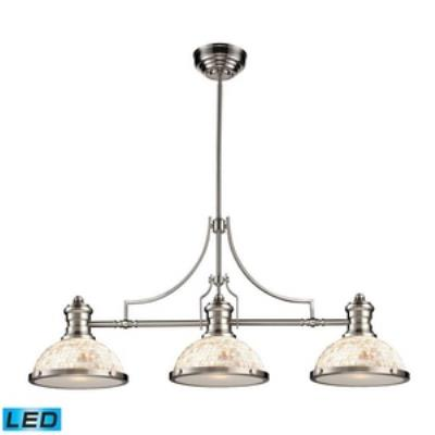 Elk Lighting 66425-3-LED Chadwick - Three Light Island