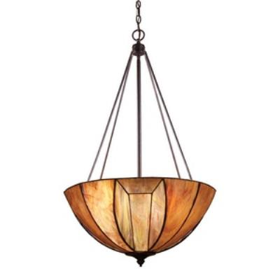 Elk Lighting 70048-4 Dimensions - Four Light Pendant
