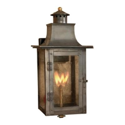 Elk Lighting 7913-WP Maryville - One Light Gas Wall Lantern