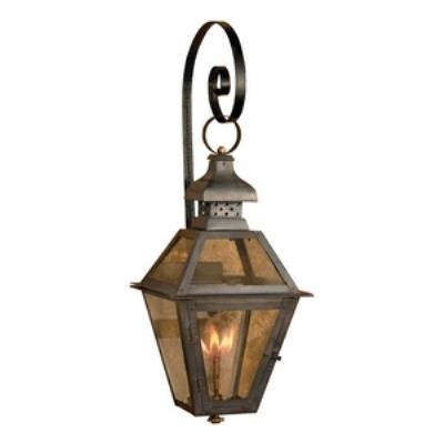 Elk Lighting 7919-WP Bayou - One Light Gas Wall Lantern