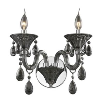 Elk Lighting 80010/2 Formont - Two Light Crystal Wall Sconce
