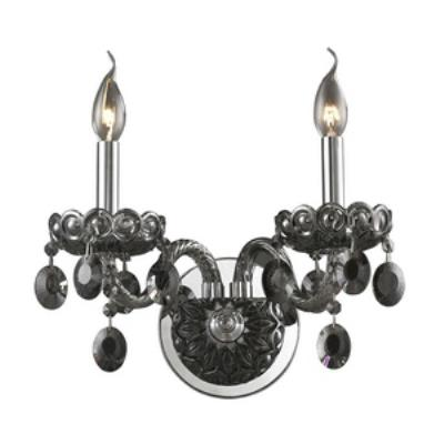 Elk Lighting 80040/2 Balmoral - Two Light Crystal Wall Sconce