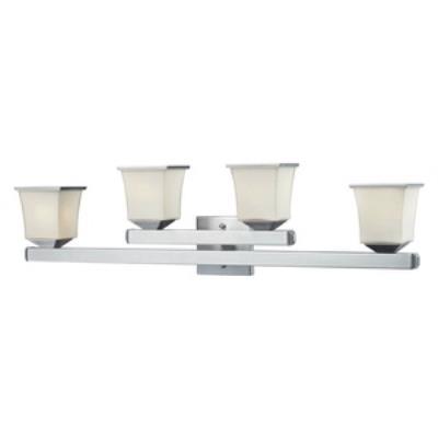 Elk Lighting 84042/4 Ziggusat - Four Light Bath Bar