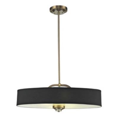 Elk Lighting 84128/4 Montauk - Four Light Pendant