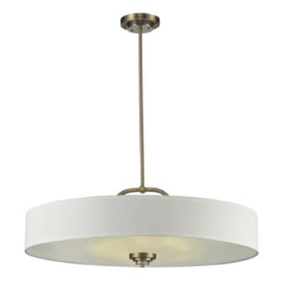 Elk Lighting 84129/6 Montauk - Six Light Pendant