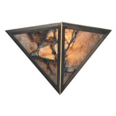 Elk Lighting 9003/2 Imperial Granite - Two Light Wall Bracket