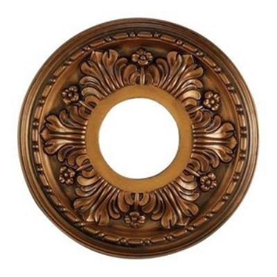 "Elk Lighting M1000AB Acanthus - 11"" Medallion"
