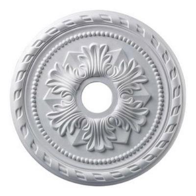 "Elk Lighting M1005WH Corinthian - 22"" Medallion"