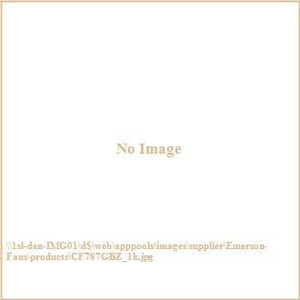 """Emerson Fans CF787GBZ Carrera Grande 52"""", 60"""" or 72"""" Ceiling Fan"""