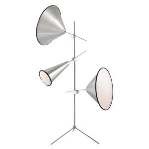 Manera - Three Light Floor Lamp