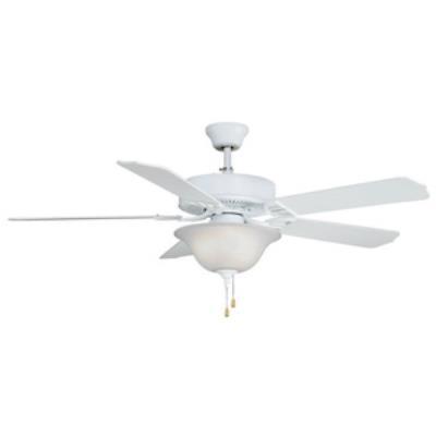"""Fanimation Fans BP220 Aire Decor - 52"""" Ceiling Fan with Bowl Light Kit"""
